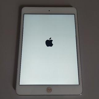 アイパッド(iPad)の完動品 iPad mini 2 Wi-Fiモデル 16GB [シルバー](タブレット)