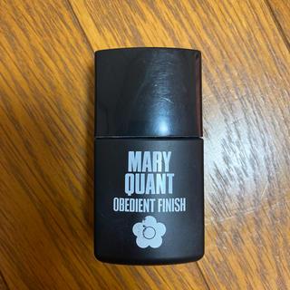 マリークワント(MARY QUANT)のマリークワント オビーディエントフィニッシュ 〈16〉BO-20(ファンデーション)