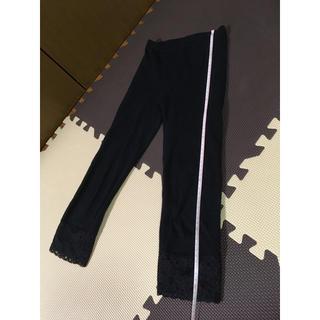 アツギ(Atsugi)のアツギ レギンス M~Lサイズ 黒(レギンス/スパッツ)