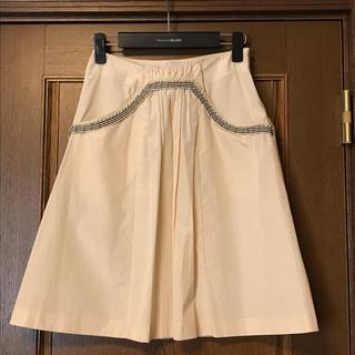 モスキーノ(MOSCHINO)のモスキーノ  スカート (ひざ丈スカート)