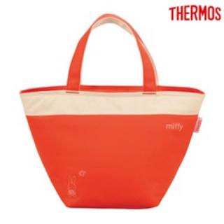 サーモス(THERMOS)のTHERMOS サーモス 保冷 バッグ ミッフィー(エコバッグ)