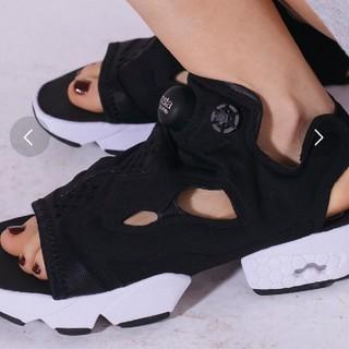 リーボック(Reebok)のReebok Insta pump fury sandal(サンダル)