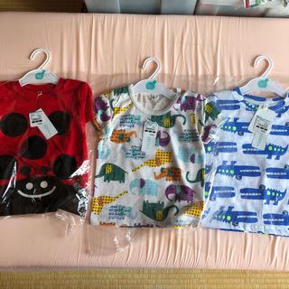 ニシマツヤ(西松屋)の半袖シャツ(Tシャツ/カットソー)