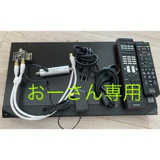 ソニー(SONY)のSONY BDZ-EW510 完動品 おまけ多数(ブルーレイレコーダー)