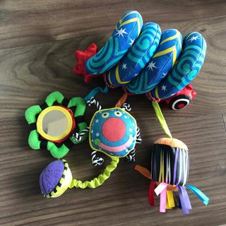 ボーネルンド(BorneLund)のボーネルンド ベビーカー用アクセサリー おもちゃ(ベビーカー用アクセサリー)