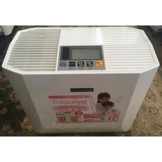 ミツビシ(三菱)のハイブリッド加熱気化式加湿器 SHK50KRA-W(加湿器/除湿機)