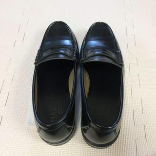 ハルタ(HARUTA)のHARUTA ローファー 黒(ドレス/ビジネス)