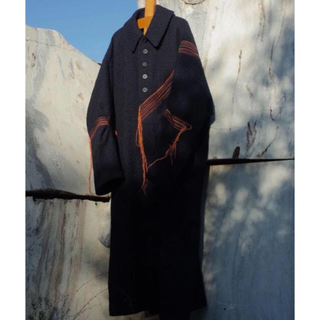 マルタンマルジェラ(Maison Martin Margiela)のamachi dusk coat(ステンカラーコート)