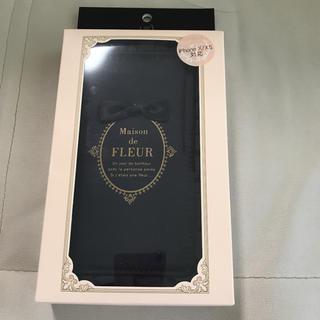 メゾンドフルール(Maison de FLEUR)のメゾンドフルール携帯カバーミラー付き(iPhoneケース)