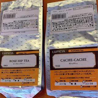 ルピシア(LUPICIA)のカシュカシュ、ローズヒップティーのセット(茶)