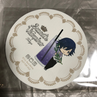 キューポット(Q-pot.)のうたプリ★ sweets vampire コースター トキヤ(キャラクターグッズ)