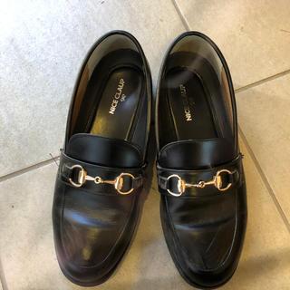 ナイスクラップ(NICE CLAUP)のナイスクラップ ローファー24.5cm(ローファー/革靴)