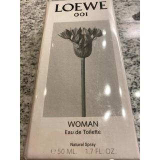 ロエベ(LOEWE)のLoewe 001 Woman Edp 50ml(香水(女性用))