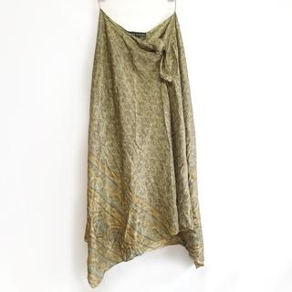ラルフローレン(Ralph Lauren)のラルフローレン ロングスカート サイズ4 S(ロングスカート)
