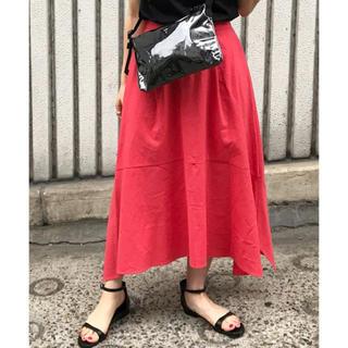 カプリシューレマージュ(CAPRICIEUX LE'MAGE)の裾フレアAラインスカート(ロングスカート)