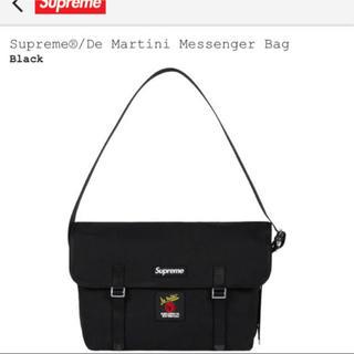 シュプリーム(Supreme)のシュプリームSupreme®/De Martini Messenger Bag(メッセンジャーバッグ)
