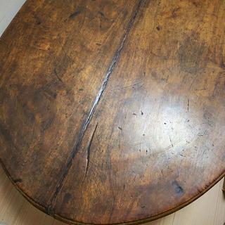 * フィリピン木製テーブル *(ローテーブル)