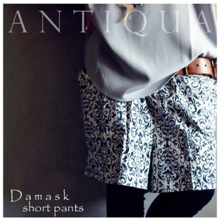アンティカ(antiqua)のantiqua アンティカ❤︎ショートパンツ(ショートパンツ)