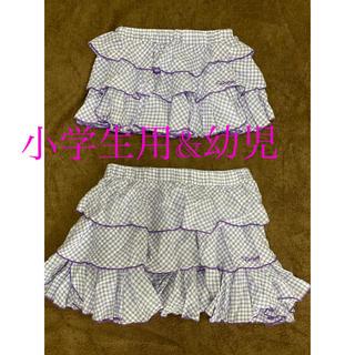 ディーゼル(DIESEL)の新品⭐︎DIESEL 女の子お揃いスカート 二枚セット(スカート)