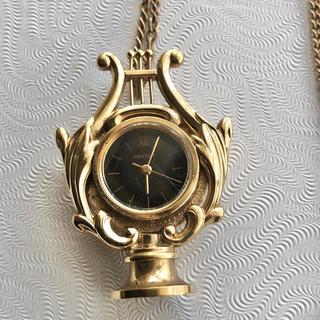 オリエント(ORIENT)の激レア アンティークウォッチ 楽器シリーズ オリエントペンダントウォッチ(腕時計)
