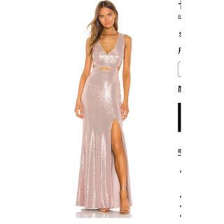 ビーシービージーマックスアズリア(BCBGMAXAZRIA)の❤️BCBG 2020新作 新品 ドレス 綺麗(ロングドレス)