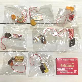 バンダイ(BANDAI)のロッテ スイーツ ストラップ 全8種 ミニチュア 食品サンプル 新品 チョコパイ(ストラップ/イヤホンジャック)