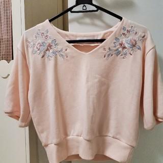 セシルマクビー(CECIL McBEE)のカットソー(Tシャツ/カットソー(半袖/袖なし))