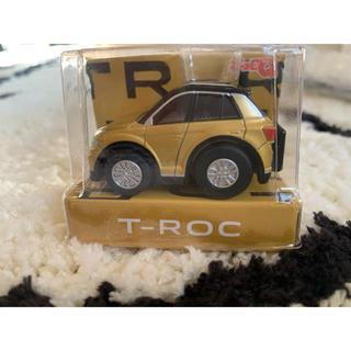 フォルクスワーゲン(Volkswagen)のフォルクスワーゲン T-ROCチョロQ(ミニカー)
