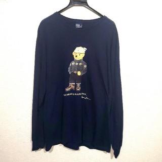 ラルフローレン(Ralph Lauren)の【希少】POLO BEAR by RALPH LAUREN ロンT(Tシャツ/カットソー(七分/長袖))