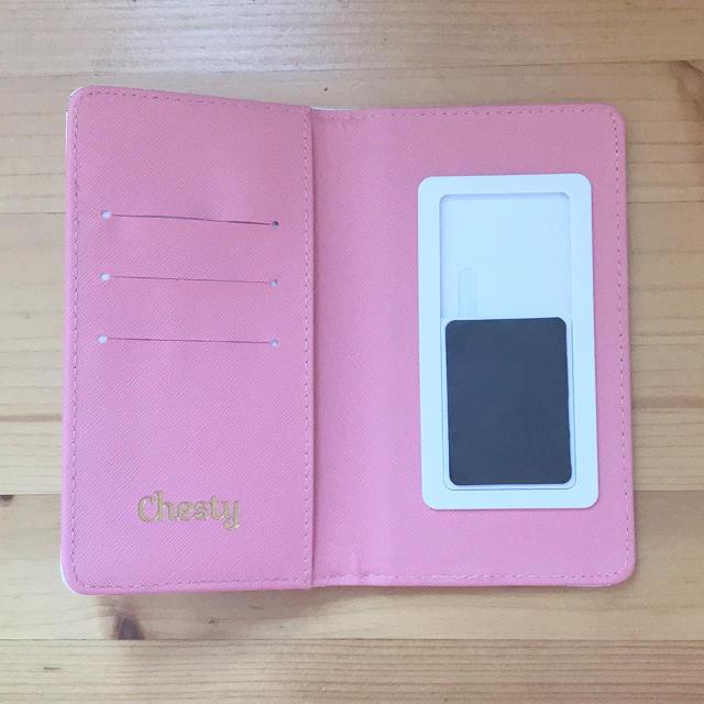 Chesty(チェスティ)のにこ様専用 手帳型スマホケース ハンドメイドのスマホケース/アクセサリー(スマホケース)の商品写真