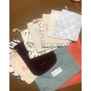アルビオン(ALBION)のMy little box巾着袋11枚セット未使用新品オルビス資生堂Awake(ポーチ)