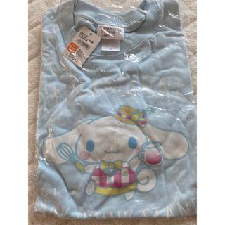 シナモロール(シナモロール)のシナモロール お空のドリンクスタンド  Tシャツ(Tシャツ(半袖/袖なし))