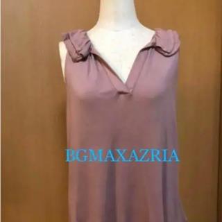 ビーシービージーマックスアズリア(BCBGMAXAZRIA)のBCBGMAXAZRIA ⭐️チュニック⭐️サイズご注意下さい。(カットソー(半袖/袖なし))