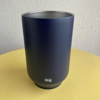 サーモマグ(thermo mug)のTHERMO MUG(サーモマグ) ステンレス ティータンブラー ネイビー (タンブラー)