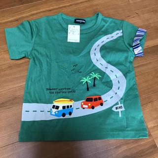 クレードスコープ(kladskap)のクレードスコープ 新品 道路 Tシャツ 110(Tシャツ/カットソー)