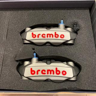 ブレンボ M4 モノブロック キャリパー キット  brembo(パーツ)