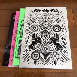 キスマイフットツー(Kis-My-Ft2)の【初回限定盤】Kis-My-Ft2に逢えるde Show  LIVE DVD(ミュージック)
