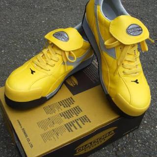 ディアドラ(DIADORA)のDIADORAディアドラ安全靴限定。ワールドカップモデル。26センチ。未使用。(スニーカー)