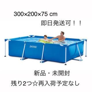 INTEX インテックス フレーム プール 大型(その他)