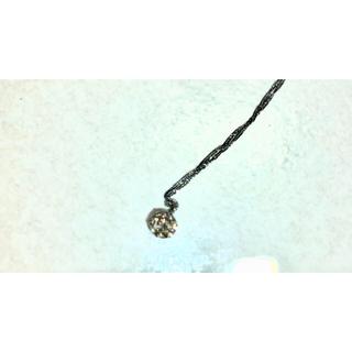 プラチナ ダイヤモンド ネックレス(ネックレス)