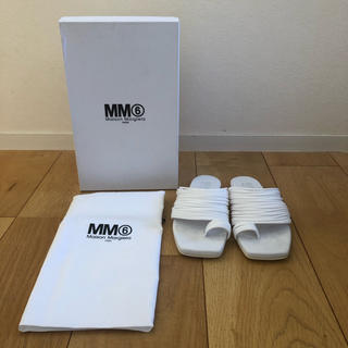 エムエムシックス(MM6)の新品未使用mm6  サンダル  マルジェラ 足袋(サンダル)