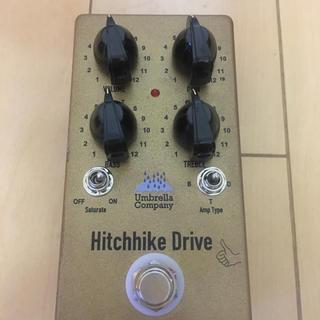 フェンダー(Fender)のhitchhike drive フェンダーアンプシュミレーター(エフェクター)