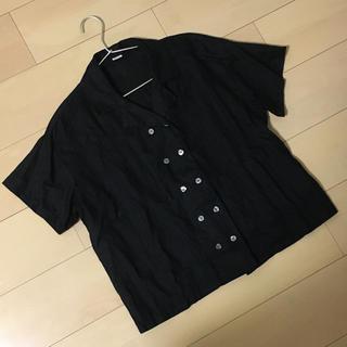 パーリッシィ(PAR ICI)の開襟シャツ/PAR ICI/着用数回(シャツ/ブラウス(半袖/袖なし))