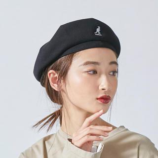 カンゴール(KANGOL)のKANGOL Tropic Spitfire Black Lサイズ(ハンチング/ベレー帽)