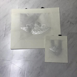 クリスチャンディオール(Christian Dior)のエアディオール ショップ袋2枚セット 未使用 入手困難(その他)
