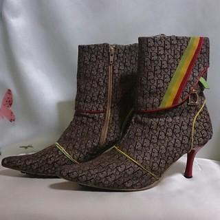 ディオール(Dior)のDior ショートブーツ(ブーツ)