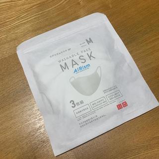 ユニクロ(UNIQLO)のエアリズムマスク 3P(その他)