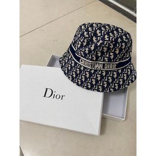 ディオール(Dior)のDIOR コットン ボブハット(ハット)