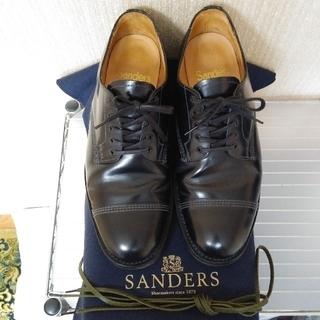 サンダース(SANDERS)のサンダース ミリタリー ダービー(ドレス/ビジネス)