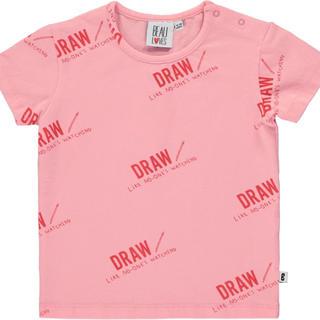 Caramel baby&child  - BEAULOVES80☺︎鉛筆柄Tシャツ ボボ、タイニー、ミニロディーニ好きに